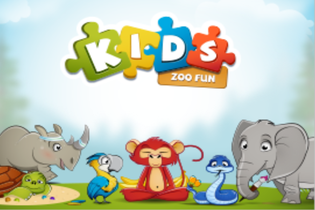 Kids Zoo fun
