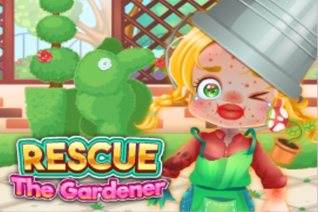 Rescue The Gardener