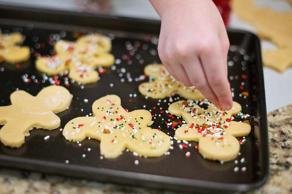 Przepisy na ciasteczka – łatwe do wykonania i pyszne na śniadanie