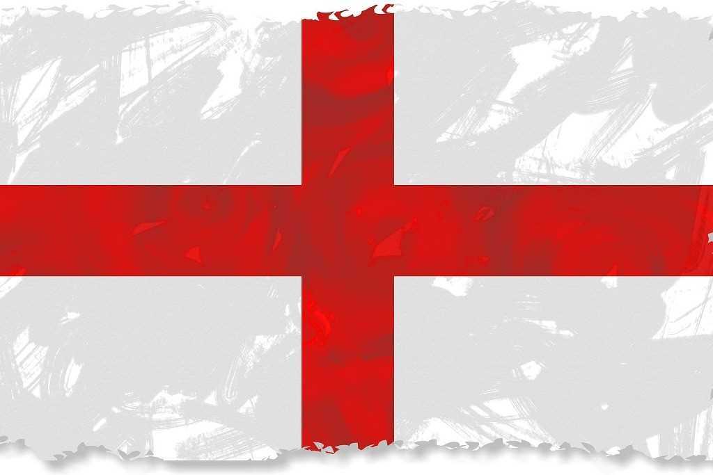 Origin English Flag