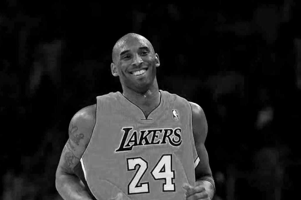 Amerykańska legenda koszykówki Kobe Bryant umiera