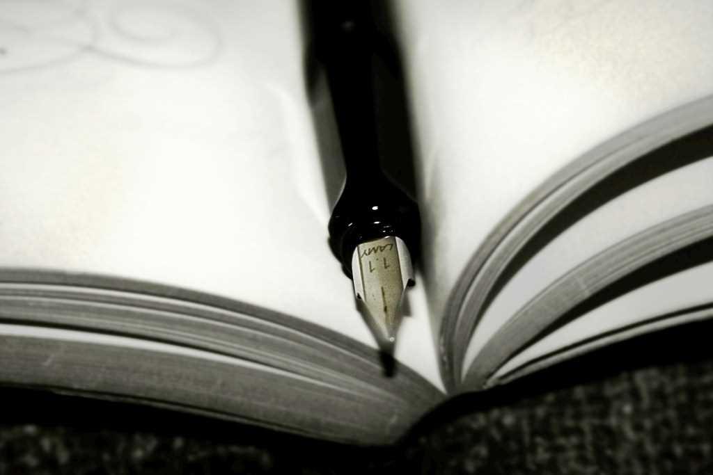 Penna stilografica economica che scrive sempre e bene: la lamy joy 1.1