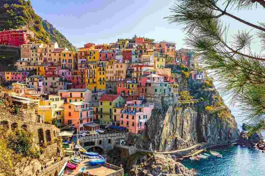 Platos típicos de Liguria