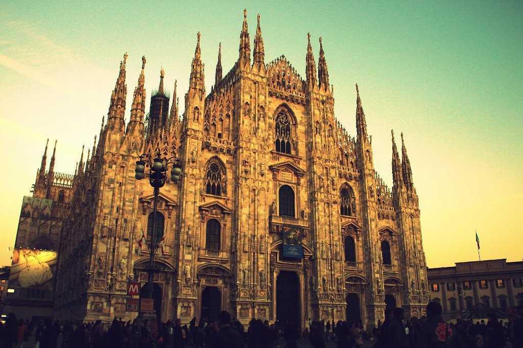 Przepisy z Lombardii – Risotto, kotlety, polenta, cicha, ale smaczna kuchnia
