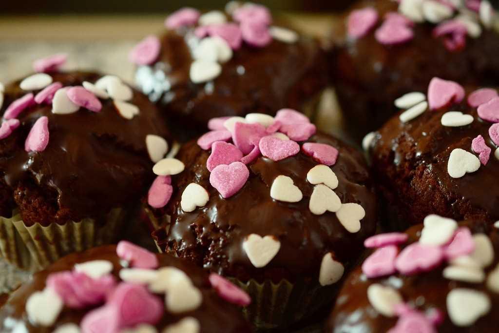 Rezepte für Torten, Muffins, Croissants