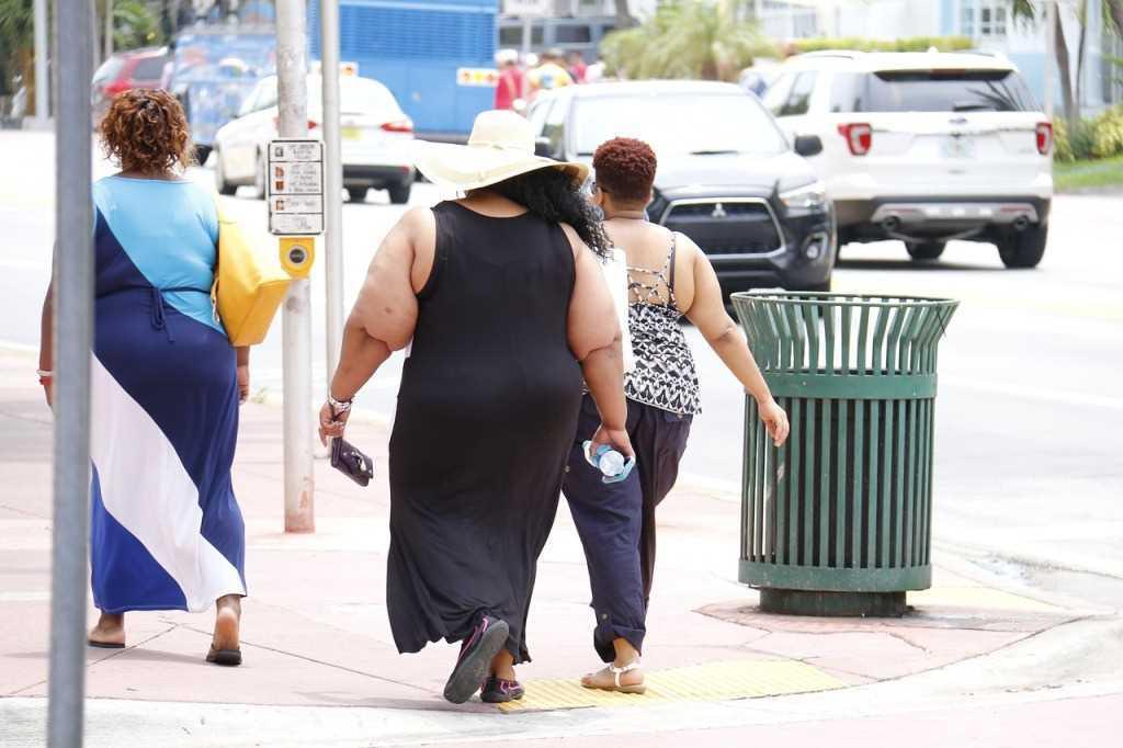 Menschen entscheiden sich dafür, fettleibig zu sein?