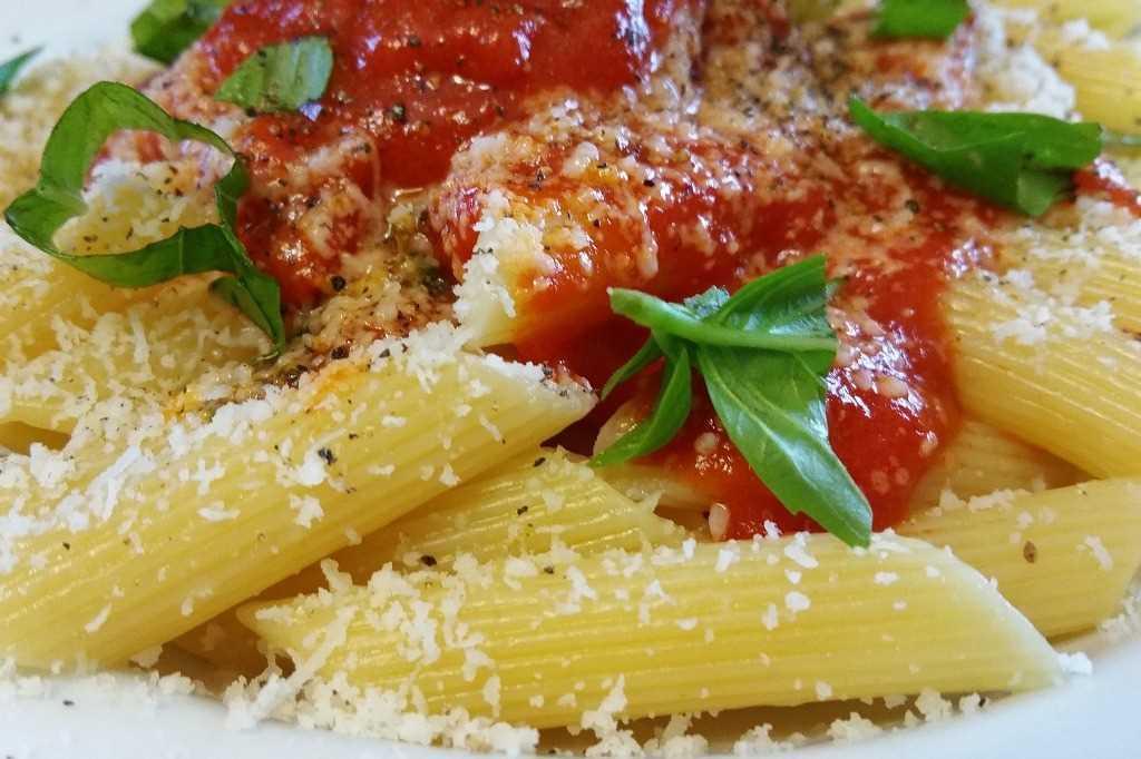 Quick sauces to season the pasta