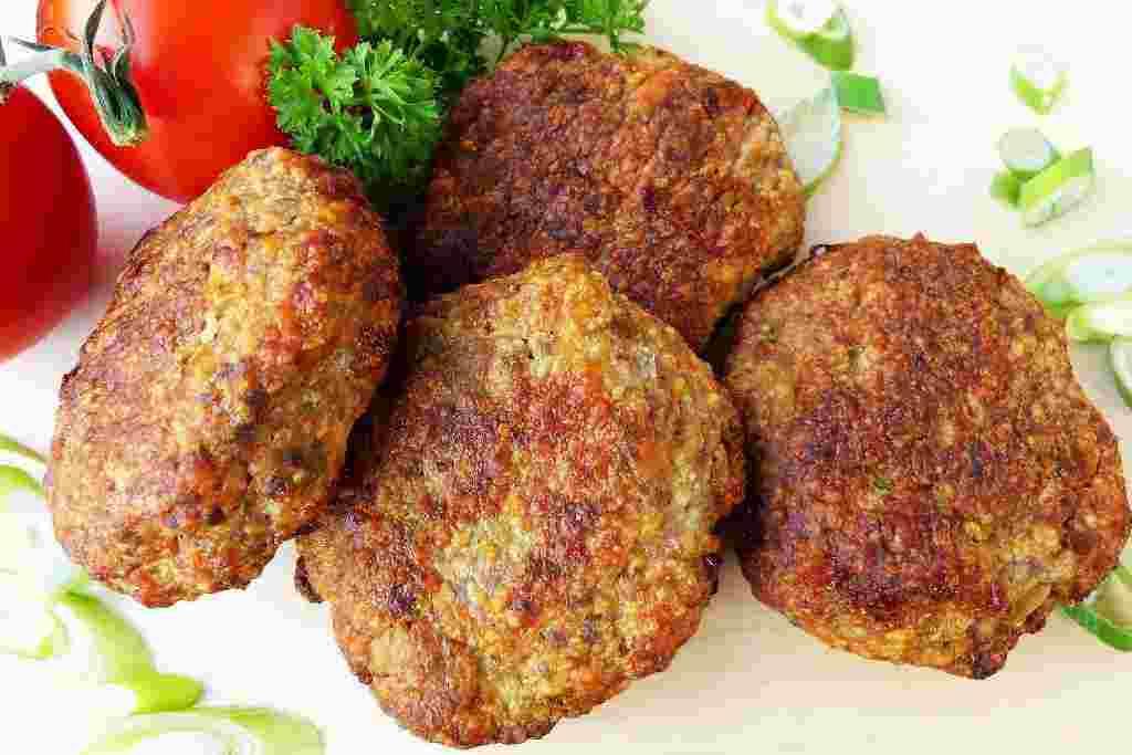 Rezepte für Fleischbällchen und Fleischlaib