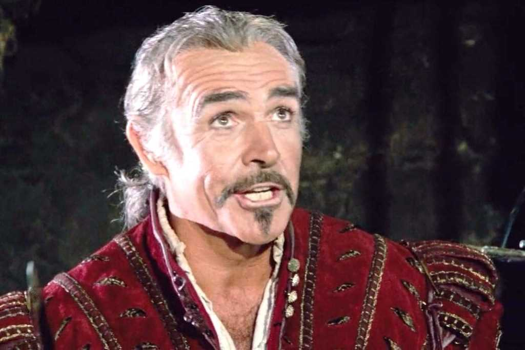Sean Connery died on October 30, 2020