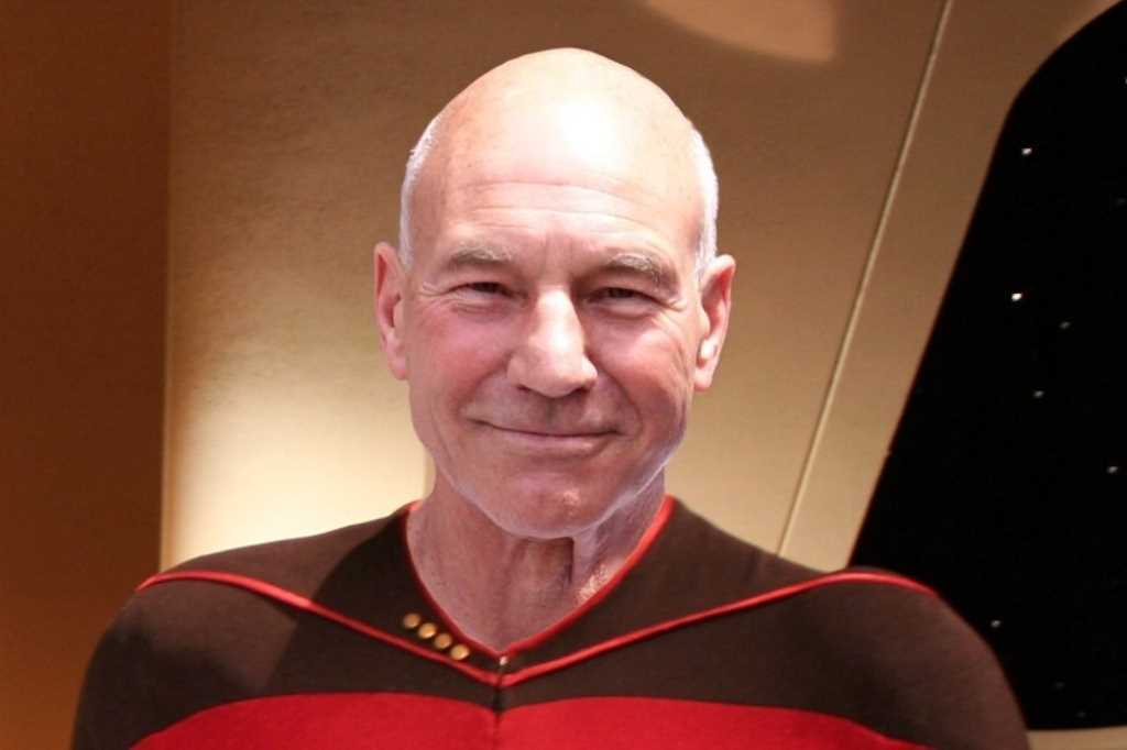 Captain Picard returns to the delight of Star Trek fans