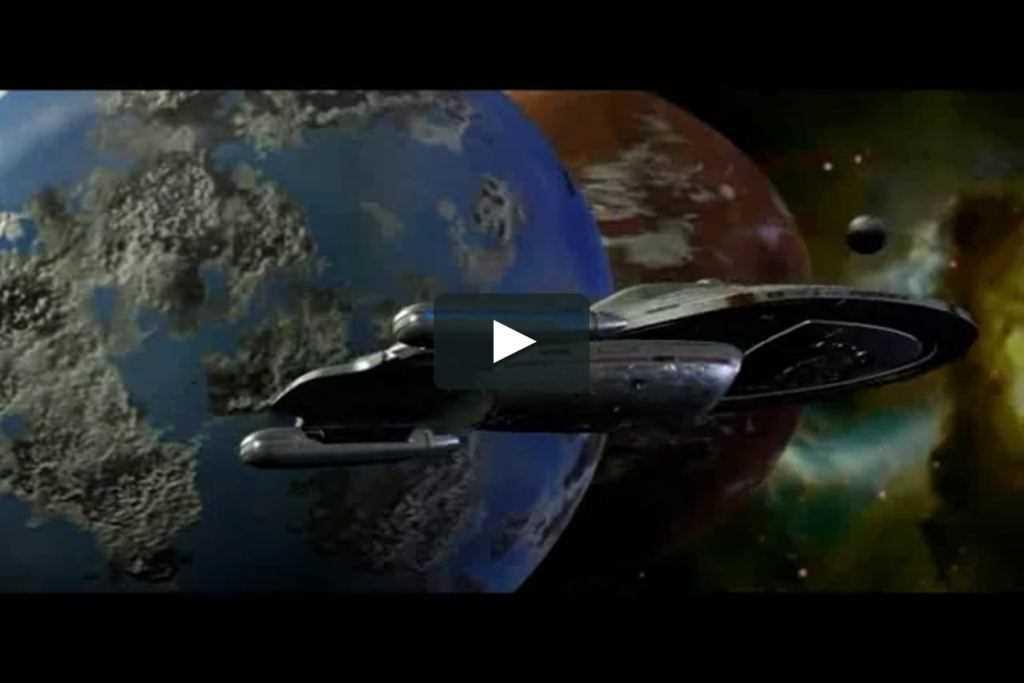 Star Trek – Voyager, la primera serie de televisión de ciencia ficción con una mujer como capitana