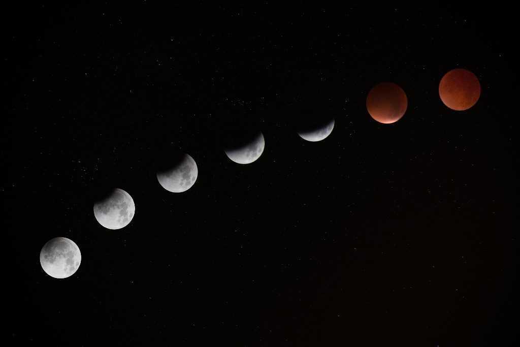 Superksiężyc 2020 w nocy z 7 na 8 kwietnia.