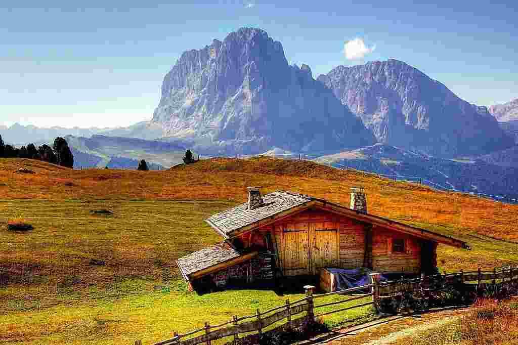 Recetas típicas de Trentino Tirol del Sur