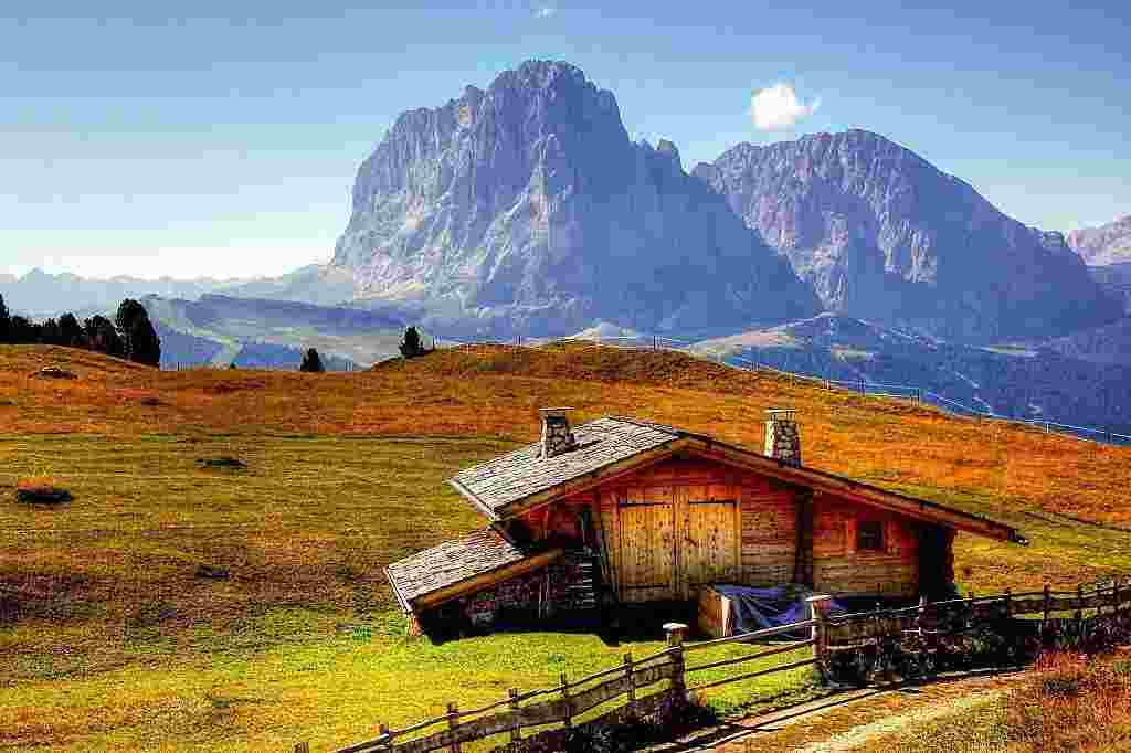 Typical recipes of Trentino South Tyrol